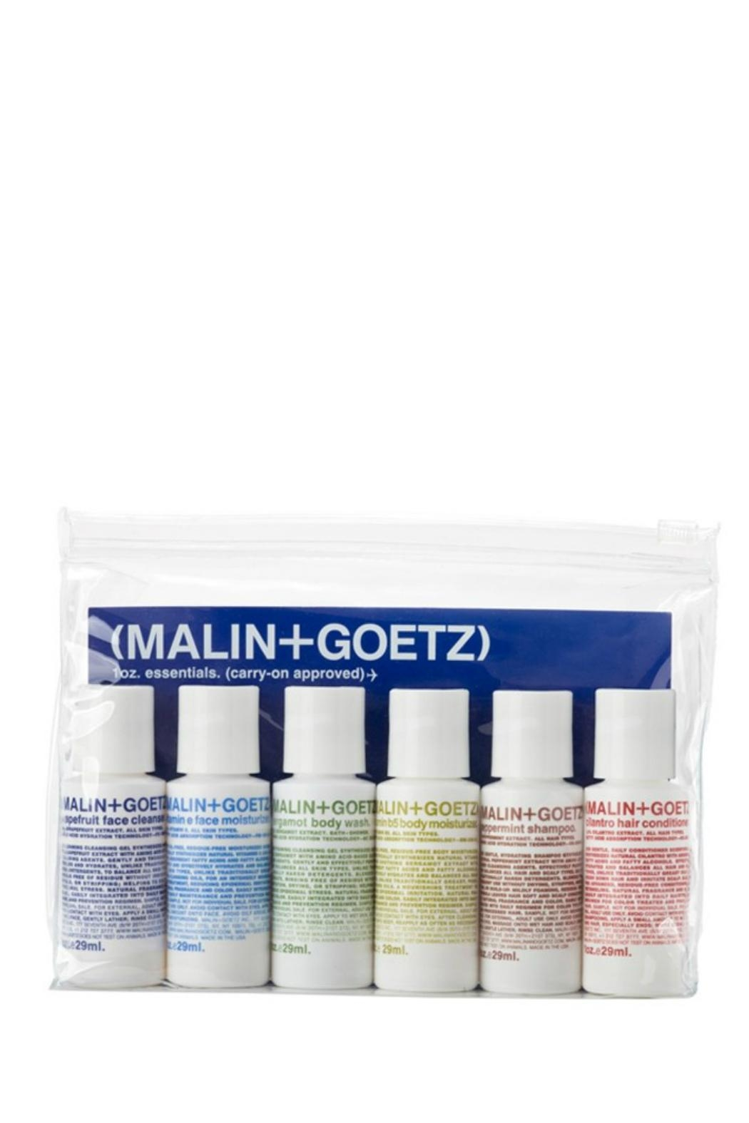 Malin + Goetz Essential Travel Kit - Front Cropped Image