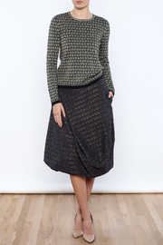 Maliparmi Pull Over Sweater - Front full body