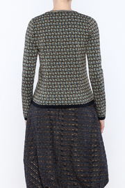Maliparmi Pull Over Sweater - Back cropped