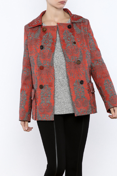 Shoptiques Product: Tapestry Pea Coat