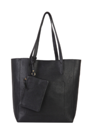 Mona B Mallory 3 Pc Vegan Leather Tote - Side cropped