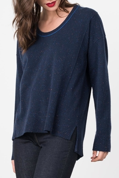 Margaret O'Leary Mallory Slouchy U-Neck - Product List Image