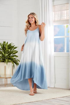 Mud Pie  Malone Tie Dye Maxi - Product List Image