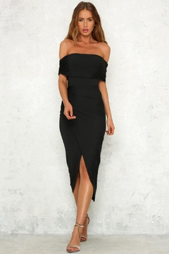 Rumor Malta Midi Dress - Product List Image