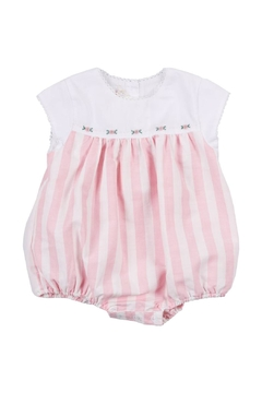 Shoptiques Product: Candy Striped Romper.