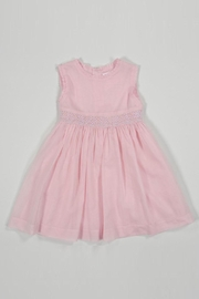 Malvi & Co. Pink Lightweight Dress - Front cropped