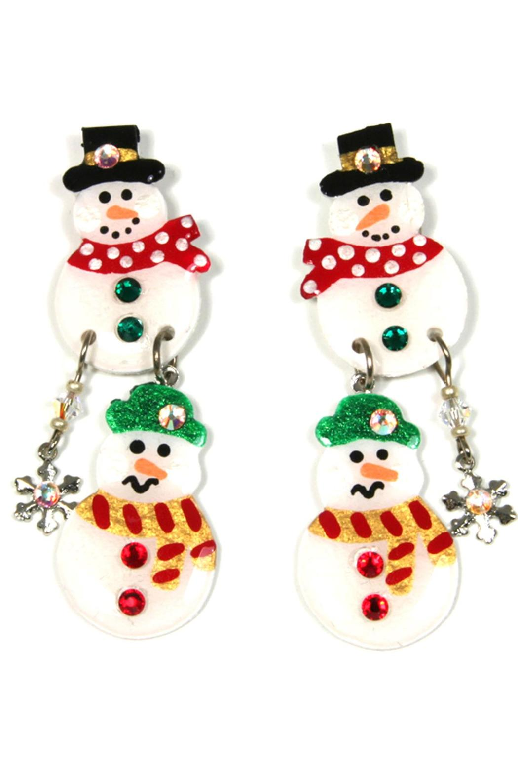 mam earrings mam earrings snow family from alabama by 4100