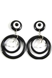 MAM' Halloween Earrings Ghost Orbit - Product Mini Image