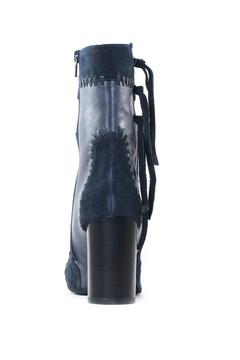 Shoptiques Product: Suede High-Heel Boots