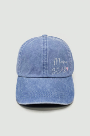 david and young Mama Bear Embroidered Cap - Product Mini Image