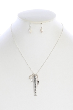 Mimi's Gift Gallery Mama Bear Necklace Set - Product List Image