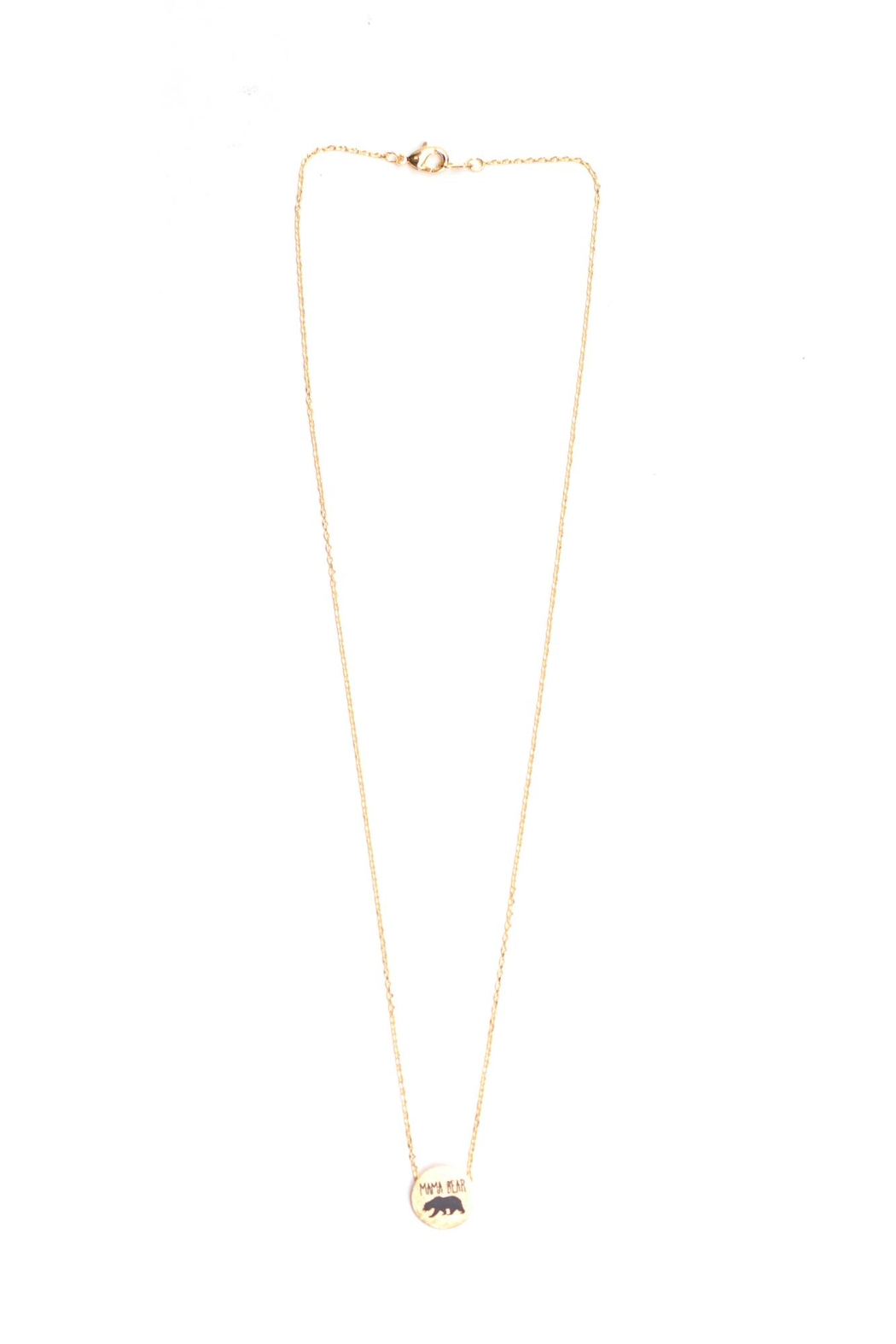 Must Have Mama Bear Necklace - Main Image