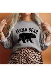 Maison A Mama Bear Sweatshirt - Product Mini Image