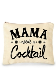 Imagine That Mama Cocktail Bag - Front full body