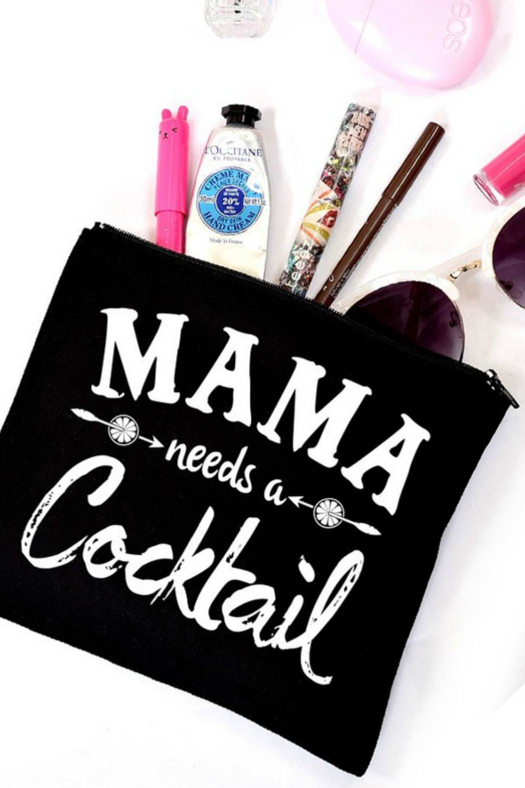 Imagine That Mama Cocktail Bag - Front Cropped Image
