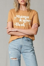 Blank Paige Mama-Knows-Best Striped T-Shirt - Other
