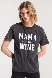 z supply Mama Needs Wine - Product Mini Image