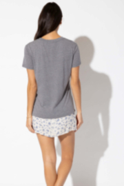 the wonder barre Mama Tried Tee - Side cropped