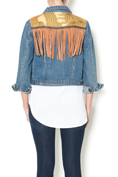Mamie Ruth Cheyenne Denim Jacket - Alternate List Image