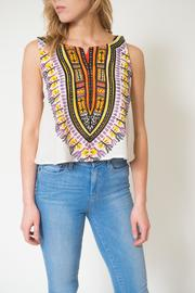 Mamie Ruth Dashiki Tank - Product Mini Image