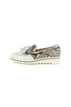 Shoptiques Product: Olla Python Loafer