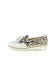 Manas Olla Python Loafer - Product Mini Image