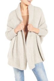 CoCo and Carmen  Manchester Dolman Sleeve Cardigan - Product Mini Image