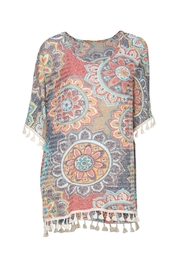 Howard's Mandala Beach Cover-Up - Product Mini Image