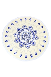 Riah Fashion Mandala Beach Towel - Product Mini Image