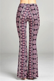 Nu Label Mandala Bell Bottoms - Front full body