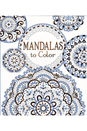 Usborne Mandalas To Color - Product Mini Image