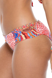Luli Fama Mandinga Scrunch Panty Bottom - Product Mini Image