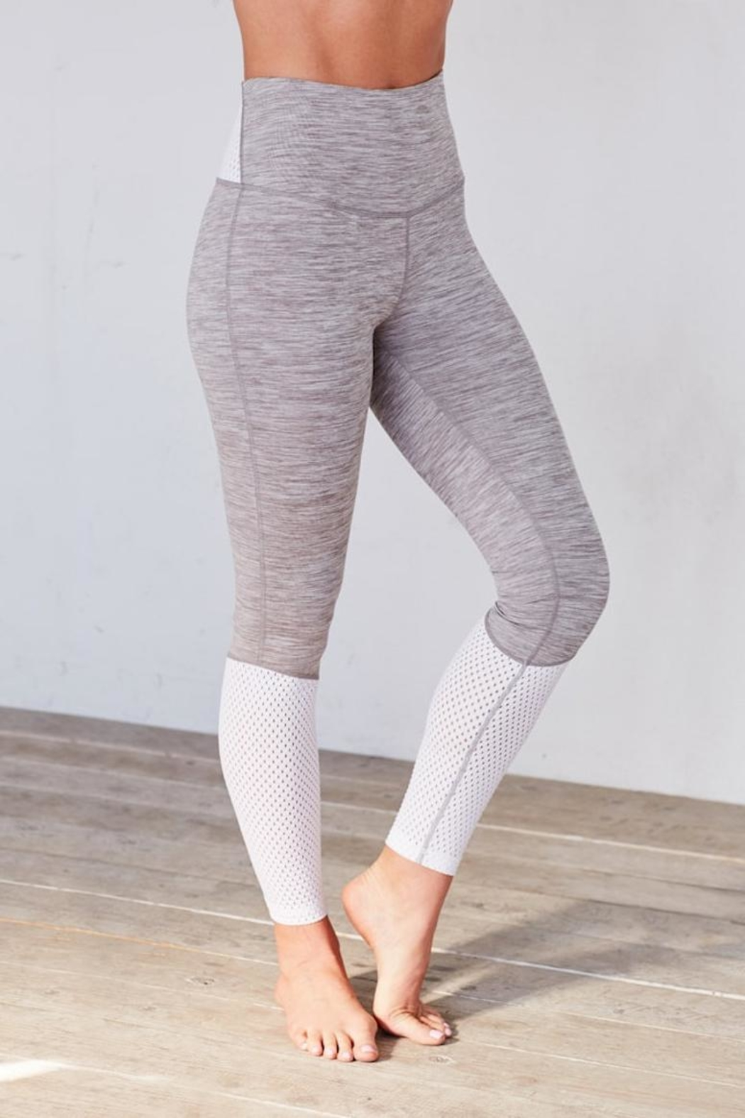 Manduka Feather Grey Legging - Main Image