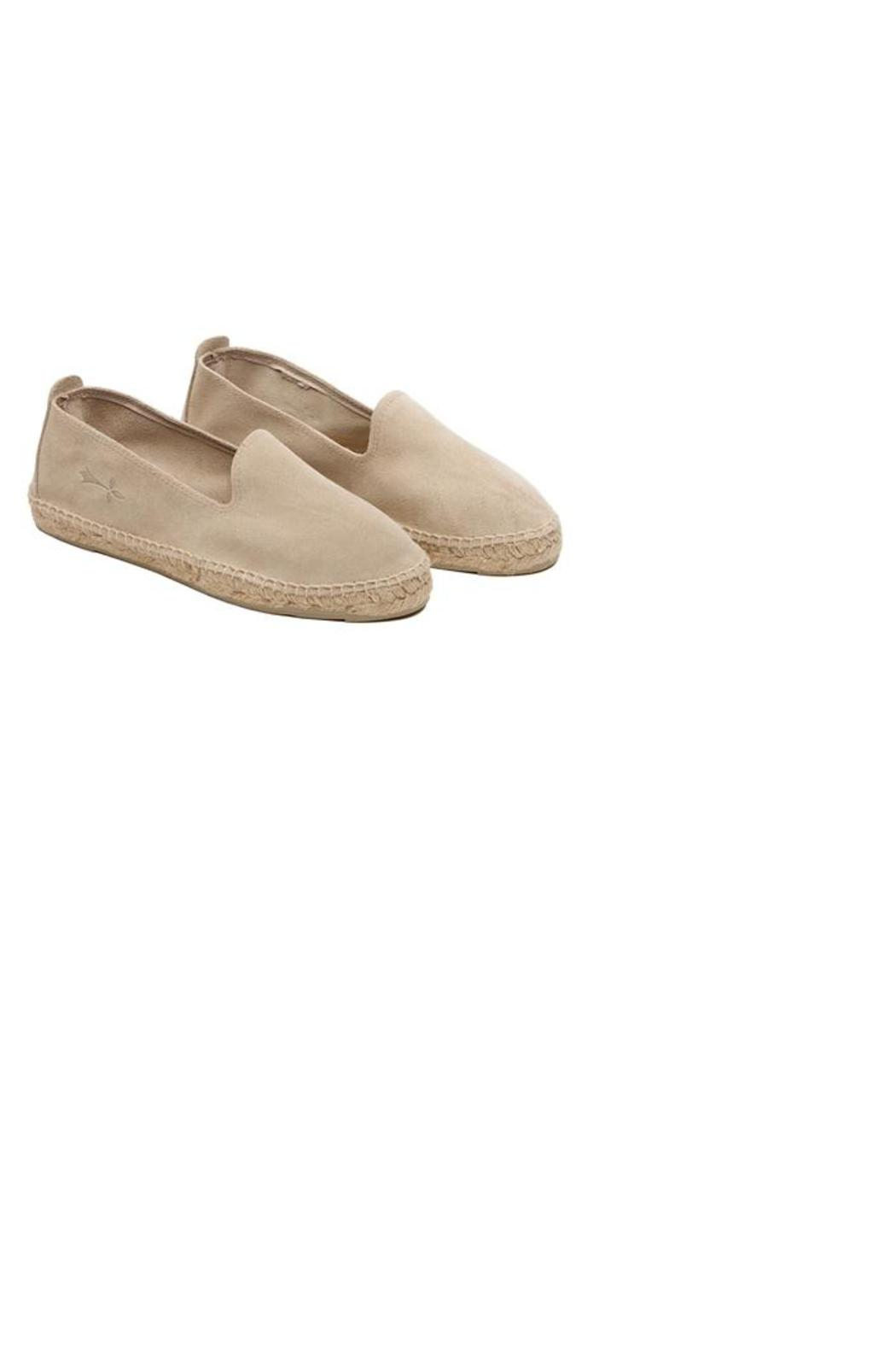 efe83c0643dc Manebi Hamptons Suede Espadrille from Pennsylvania by Jasmin ...