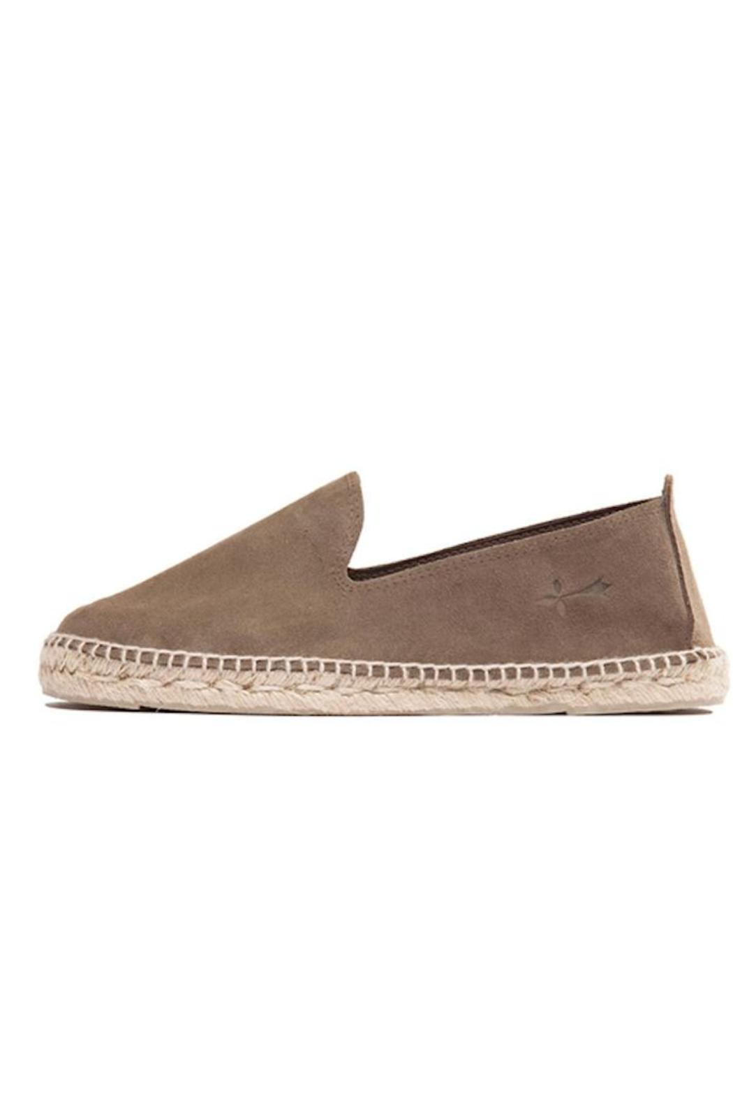 1c484f7fd83 Manebi Hamptons Suede Espadrille from Pennsylvania by Jasmin ...