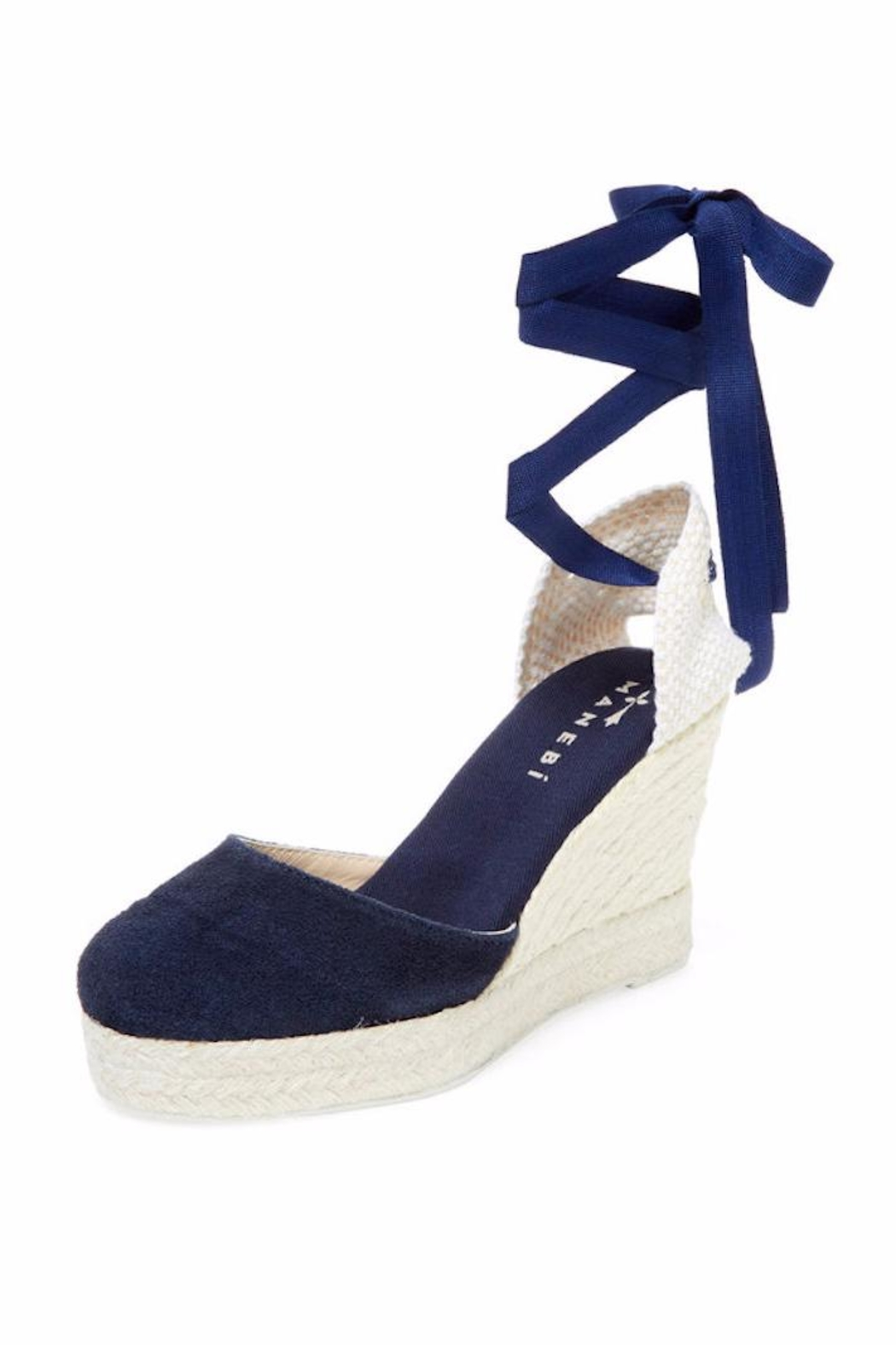aa1359858f49 Manebi Hamptons Suede Wedge from Pennsylvania by Jasmin   Orchid ...