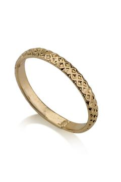 Shoptiques Product: Stitched Ring