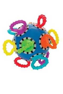 Manhattan Toy Company Click Clack Ball - Alternate List Image