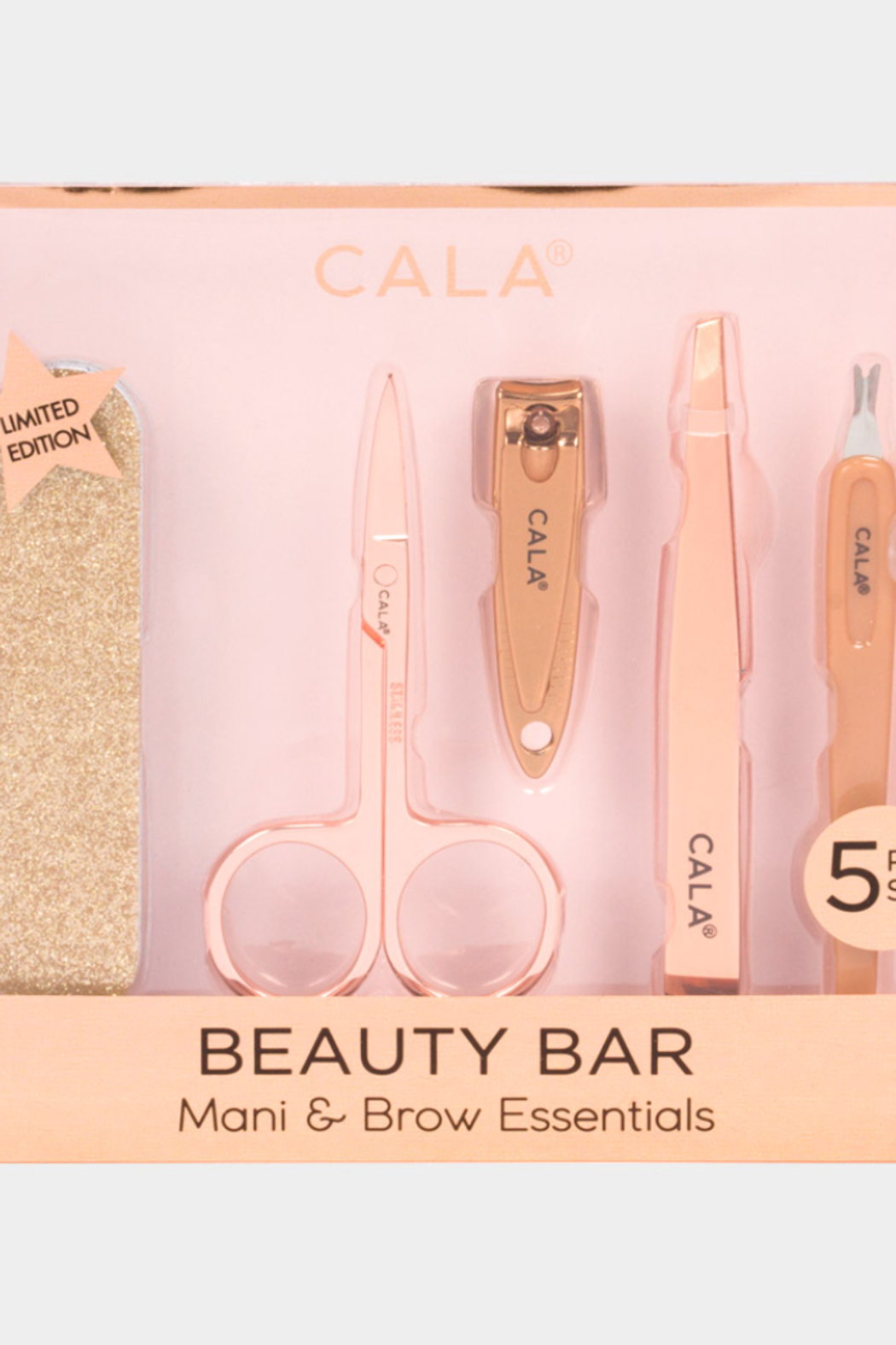 Lyn -Maree's Manicure and Brow Tool Set - Main Image