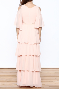 maniju Tired Ruffle Dress - Alternate List Image