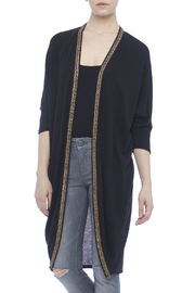 Manito Black Cardigan - Product Mini Image