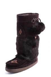 Manitobah Mukluks Waterproof Snowy Owl Boots - Product Mini Image
