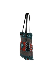 Manos Zapotecas Lost Island Tote - Front full body