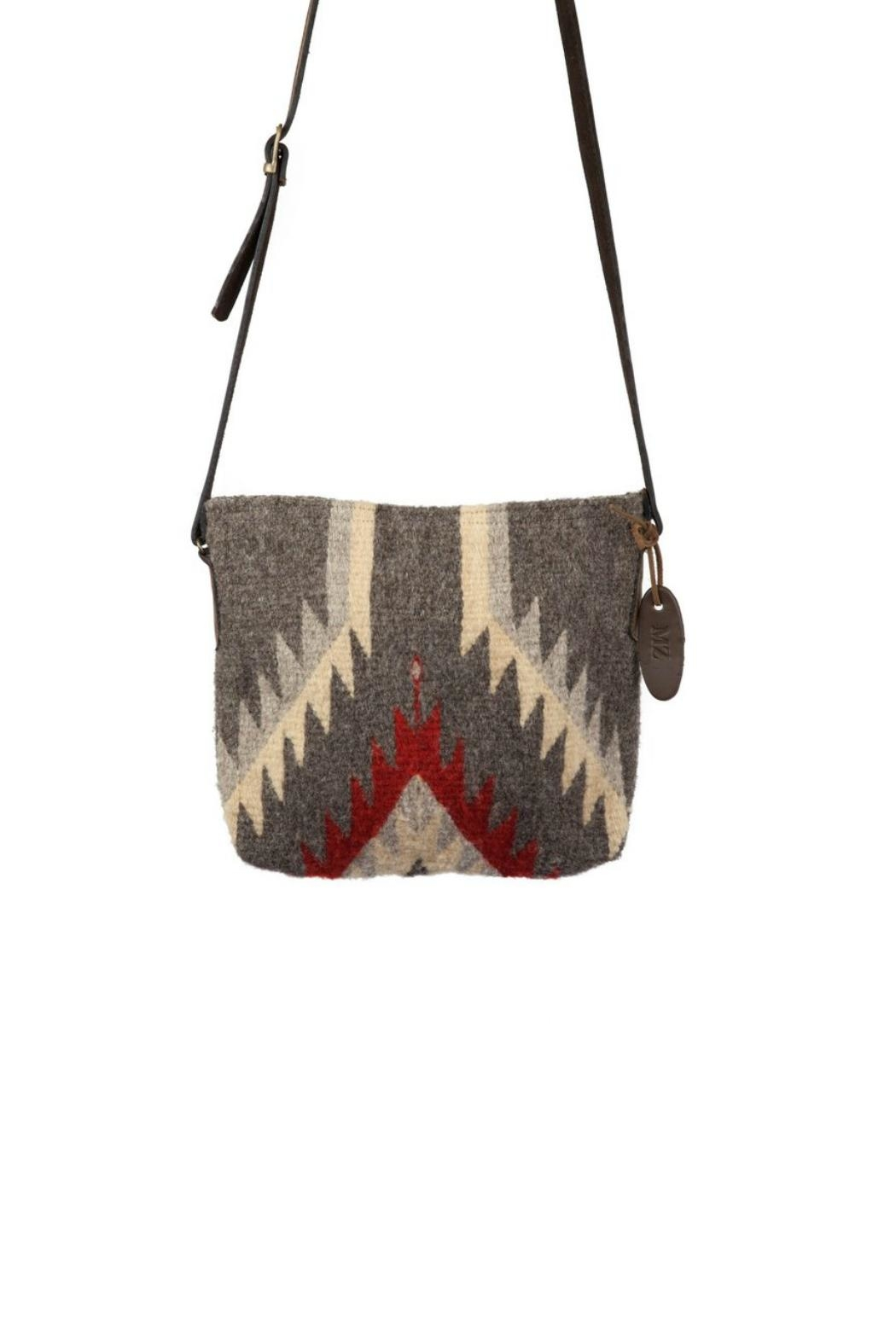 Manos Zapotecas Stormy Skies Crossbody - Main Image