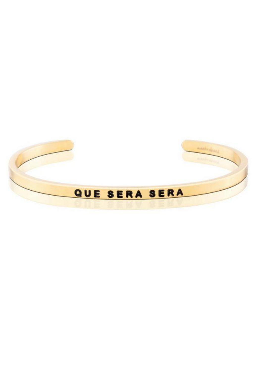 Bands Gold Inspirational Bracelet