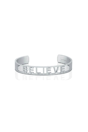 Mantraband Believe  Cuff - Product Mini Image