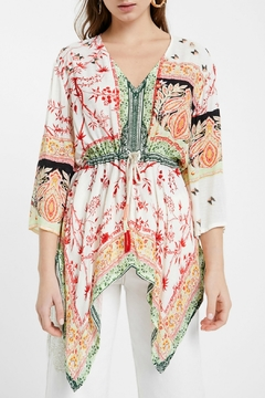 DESIGUAL Mantua Blouse - Product List Image