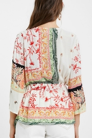 DESIGUAL Mantua Blouse - Front full body