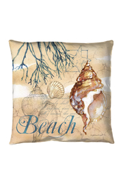 Manual Woodworkers and Weavers Captiva Beach Pillow - Product Mini Image