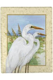 Manual Woodworkers and Weavers Egret Throw - Product Mini Image